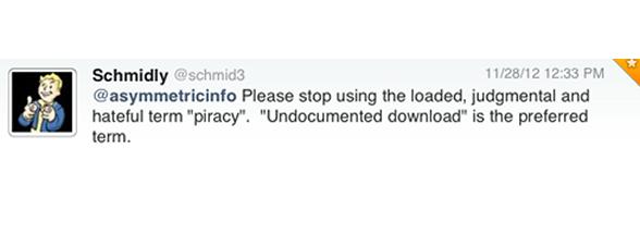 Politically Correct Piracy